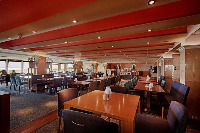 卡尔顿海滩酒店 - 海牙 - 餐馆