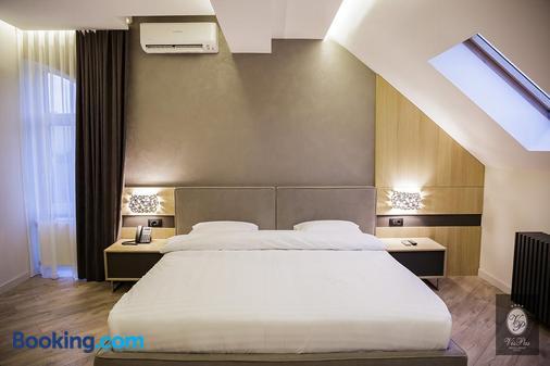 维斯帕斯酒店 - 基希訥烏 - 睡房