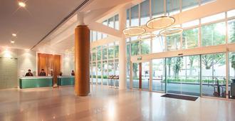 新加坡远东樟宜乡村酒店 - 新加坡 - 大厅