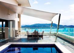 汉密尔顿岛珊瑚景酒店 - 汉米尔顿岛 - 游泳池