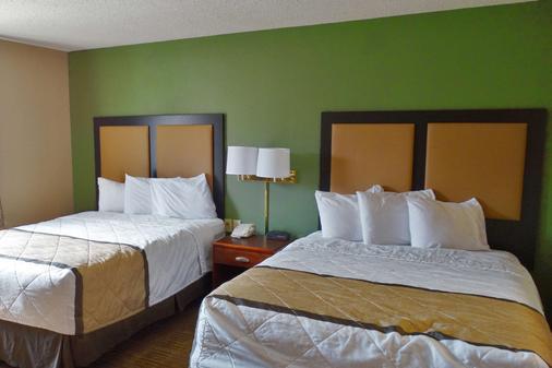美国长住酒店 - 亚特兰大 - 皮炊卡纳斯 - 诺克罗斯 - 睡房