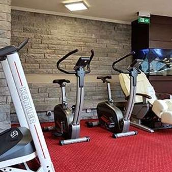 迪亚门特斯伯戴克酒店 - 卡托维兹 - 健身房