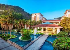 厦门艾美酒店 - 厦门 - 游泳池