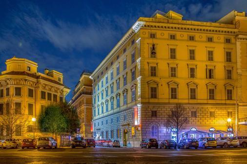 罗马贝斯特韦斯特加拿大酒店 - 罗马 - 建筑