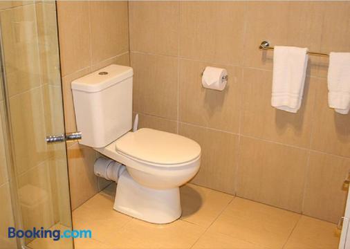 A线假日公园酒店 - 本迪戈 - 浴室