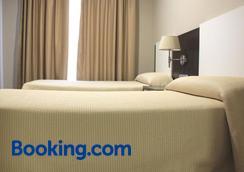 雅卡塔尼亚Spa及公寓酒店 - 哈卡 - 睡房