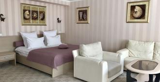 斯维尔花旗酒店 - 莫斯科 - 睡房