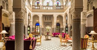 里亚德费斯 - 罗莱夏朵酒店 - 非斯 - 建筑