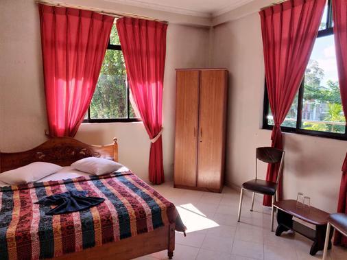 康迪景观酒店 - 康提 - 睡房