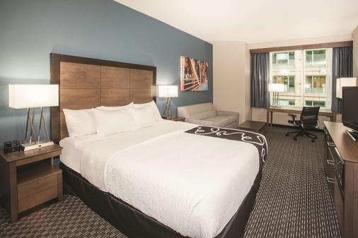 拉金塔芝加哥市中心旅馆&套房 - 芝加哥 - 睡房