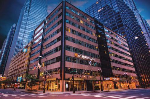 拉金塔芝加哥市中心旅馆&套房 - 芝加哥 - 建筑