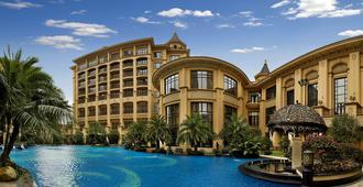 海怡半岛星河湾酒店 - 广州 - 建筑