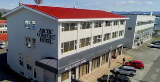 北极舒适酒店 - 雷克雅未克 - 建筑