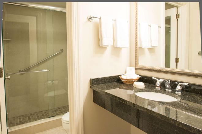 金丝庭院旅馆 - 查尔斯顿 - 浴室