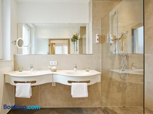 维斯酒店 - 特里尔 - 浴室