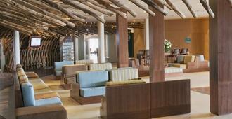 埃拉特U珊瑚海滩俱乐部酒店 - 埃拉特 - 休息厅