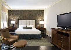 休斯顿白厅酒店 - 休斯顿 - 睡房