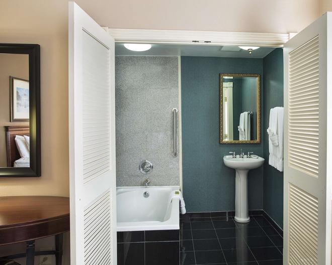 休斯顿白厅酒店 - 休斯顿 - 浴室
