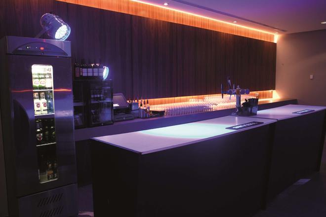 丽笙蓝光酒店-东米德兰机场 - 德比 - 酒吧