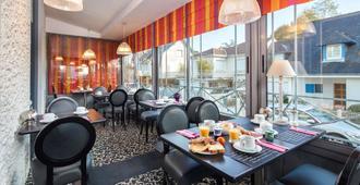 贝斯特韦斯特布列塔尼拉博勒中心酒店 - 拉波勒 - 餐馆