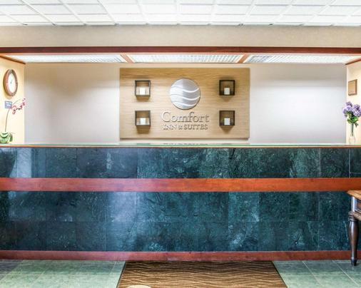 莫米托利多(I80-90)康福特茵套房酒店 - 莫米 - 柜台