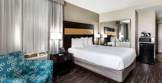 圣地亚哥米逊湾拉昆塔套房酒店 - 圣地亚哥 - 睡房