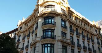 马德里热那亚怡思得酒店 - 马德里 - 建筑