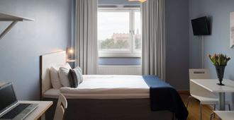 斯德哥尔摩阿尔维克弗里农公寓式酒店 - 斯德哥尔摩 - 睡房