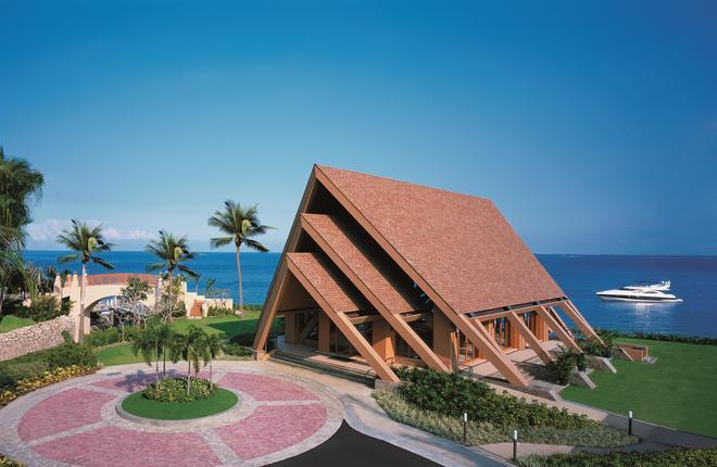 香格里拉麦丹岛度假酒店 - 宿务 - 建筑