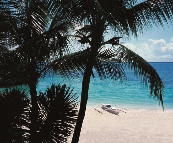 香格里拉麦丹岛度假酒店 - 宿务 - 海滩