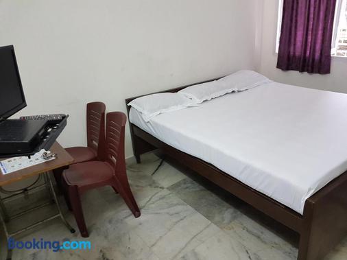 加尔各答格鲁吉亚旅馆 - 加尔各答 - 睡房
