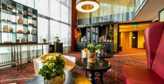 莱顿金色郁金香中心酒店 - 莱顿 - 大厅
