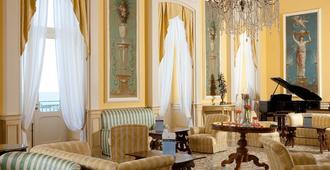 特拉蒙塔诺帝国酒店 - 索伦托 - 休息厅