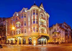 阿特拉斯酒店 - 利沃夫 - 建筑