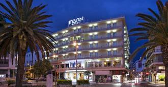 哈尼亚卡顿酒店 - 哈尼亚 - 建筑