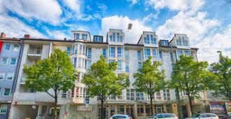 慕尼黑市西部莱昂纳多酒店 - 慕尼黑 - 建筑