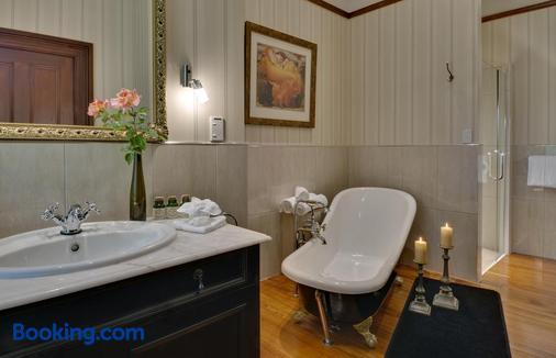 佩普特雷豪华住宿酒店 - 布伦海姆 - 浴室