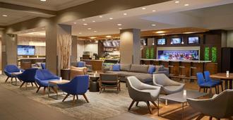 多伦多市中心万怡酒店 - 多伦多 - 休息厅