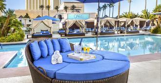 拉斯维加斯卢克索酒店 - 拉斯维加斯 - 游泳池