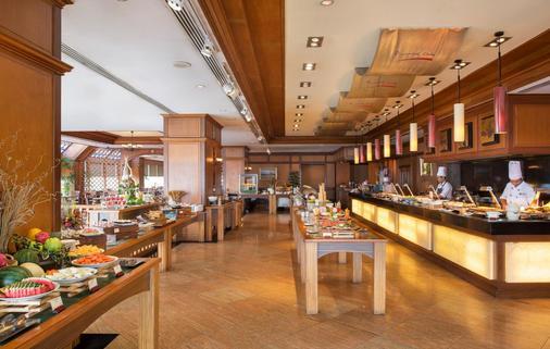 王子宫殿酒店 - 曼谷 - 自助餐