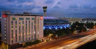 孟买机场宜必思酒店 - 孟买 - 建筑
