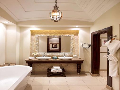 索菲特巴林匝拉塔拉萨海水疗酒店 - 麦纳麦 - 浴室