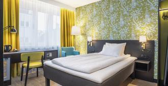 松恩城市酒店 - 斯塔万格 - 睡房