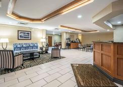 盖恩斯维尔大学康福特茵酒店 - 盖恩斯维尔 - 大厅