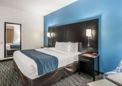 盖恩斯维尔大学康福特茵酒店 - 盖恩斯维尔 - 睡房