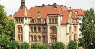 阿图斯霍夫酒店 - 德累斯顿 - 建筑