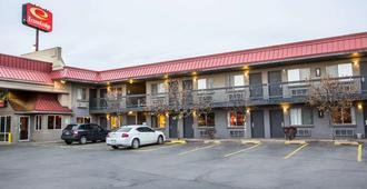 伊克诺拉奇旅馆-市区 - 盐湖城 - 建筑