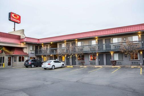 盐湖城市中心伊克诺旅店 - 盐湖城 - 建筑