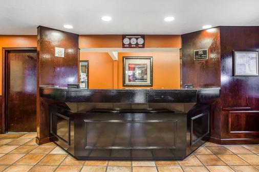 盐湖城市中心伊克诺旅店 - 盐湖城 - 柜台