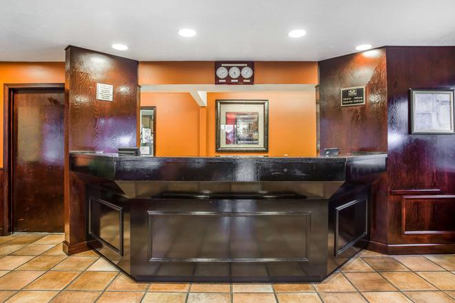伊克诺拉奇旅馆-市区 - 盐湖城 - 柜台